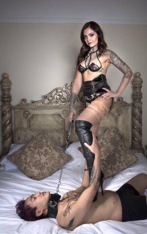 Pourquoi vous avez besoin d'un partenaire qui aime le BDSM